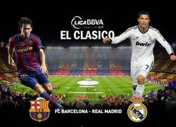 Enlace a FC Barcelona - Real Madrid [26/10/2013]