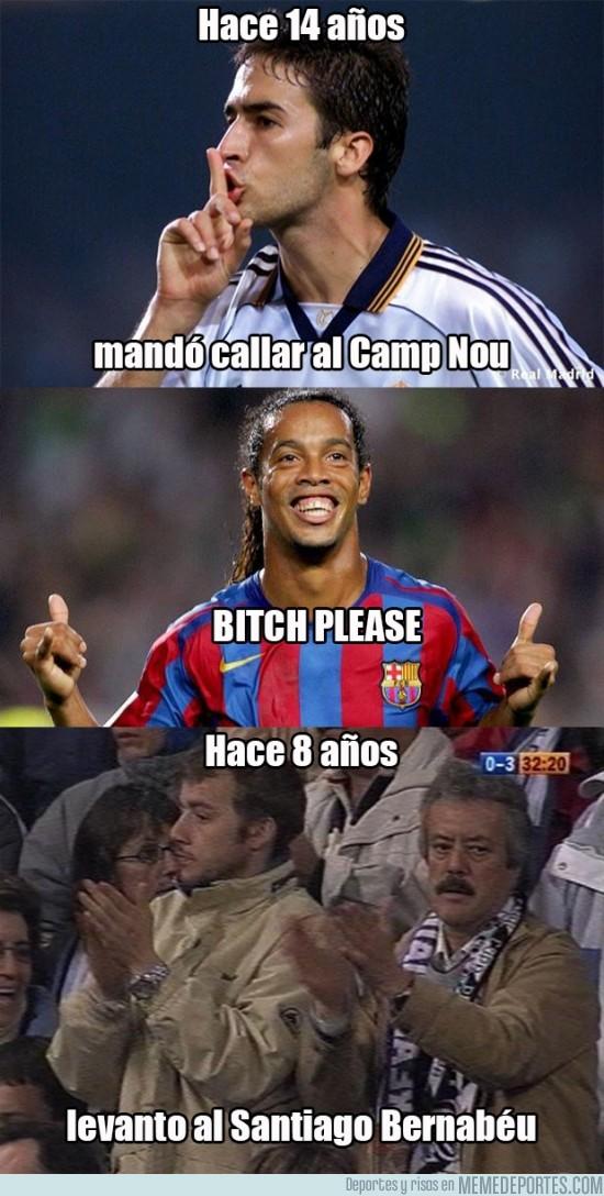 199328 - Diferencia entre Raul y Ronaldinho