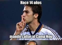 Enlace a Diferencia entre Raul y Ronaldinho
