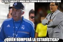 Enlace a Gerardo Martino y Carlo Ancelotti nunca han perdido un Clásico en otras ligas
