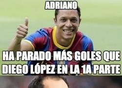 Enlace a Y Diego López más bola que Bale
