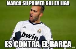 Enlace a Marca su primer gol en liga