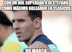 Enlace a Otra vez será, Messi