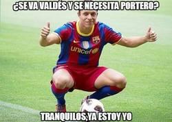 Enlace a ¿Se va Valdés y se necesita portero?
