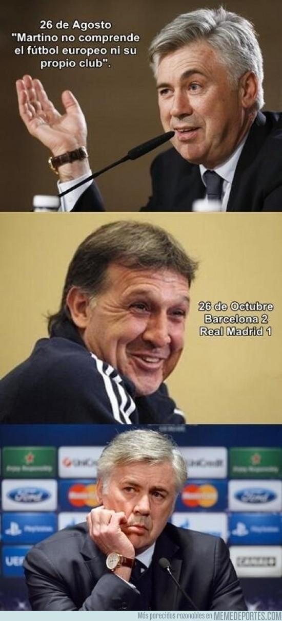 199812 - Ancelotti el bocachancla