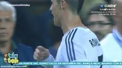Enlace a GIF: Cristiano Ronaldo haciendo el gesto del robo OTRA VEZ