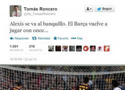 Enlace a Alexis Vs Tomás Roncero