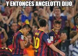 Enlace a Y entonces Ancelotti dijo