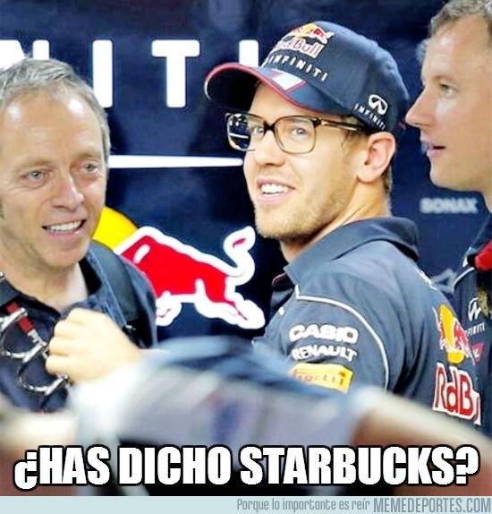 200383 - Sebastian Vettel se volvió hipster
