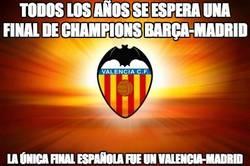 Enlace a Todos los años se espera una final de Champions Barça-Madrid