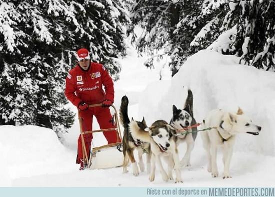 200730 - Alonso ya ha probado el Ferrari del año que viene