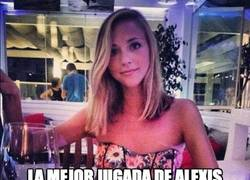 Enlace a La mejor jugada de Alexis