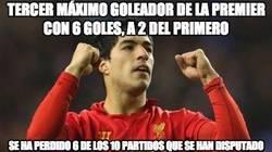 Enlace a Luis Suárez está imparable