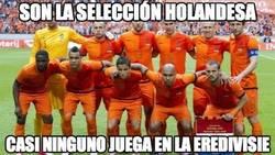 Enlace a Son la selección holandesa