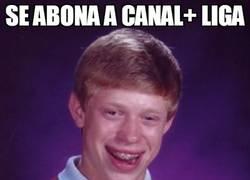 Enlace a Se abona a Canal+ Liga
