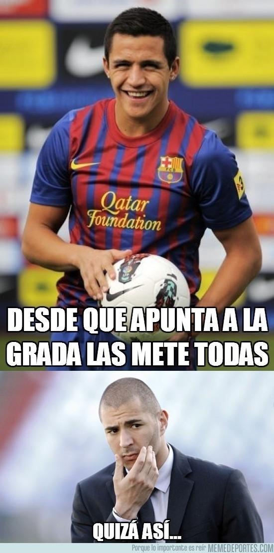 201253 - Benzema, ya tienes el truco