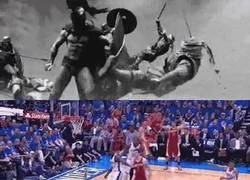 Enlace a Sparta versión NBA