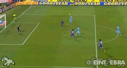 Enlace a GIF: Callejón sigue a lo suyo, golazo contra la Fiorentina