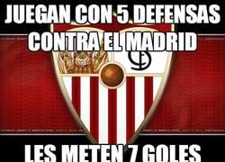 Enlace a Juegan con 5 defensas contra el Madrid