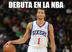 Enlace a Debuta en la NBA