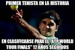 Enlace a Federer sigue siendo un grande