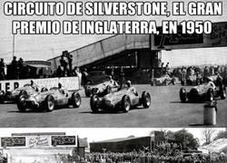 Enlace a La primera carrera de formula 1 de la historia