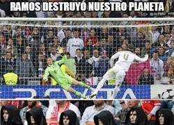 Enlace a Ramos destruyó nuestro planeta