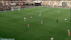 Enlace a GIF: Y este golazo ha marcado hoy Van Persie