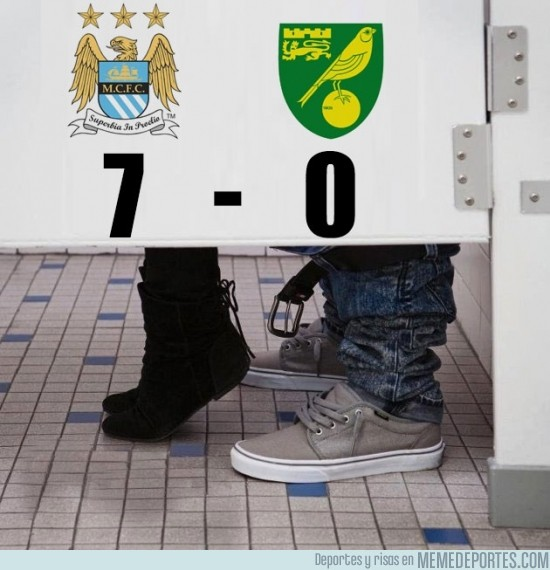 202789 - Así fue el Norwich-Manchester City