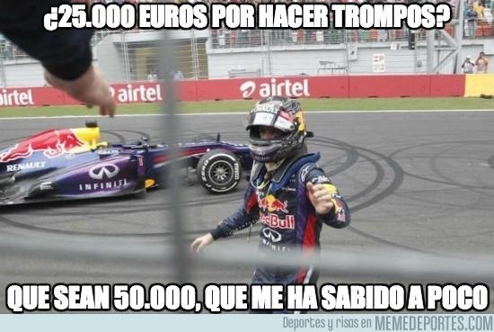 203231 - ¿25.000 euros por hacer trompos?
