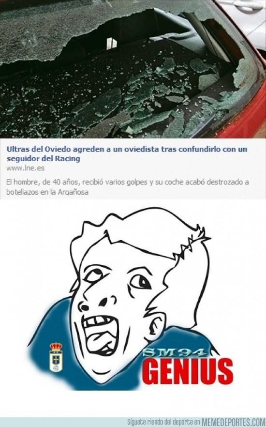 203603 - Ultras del Oviedo: Genius