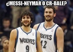 Enlace a ¿Messi-Neymar o CR-Bale?
