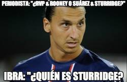 Enlace a Ibrahimovic haciendo un Balotelli