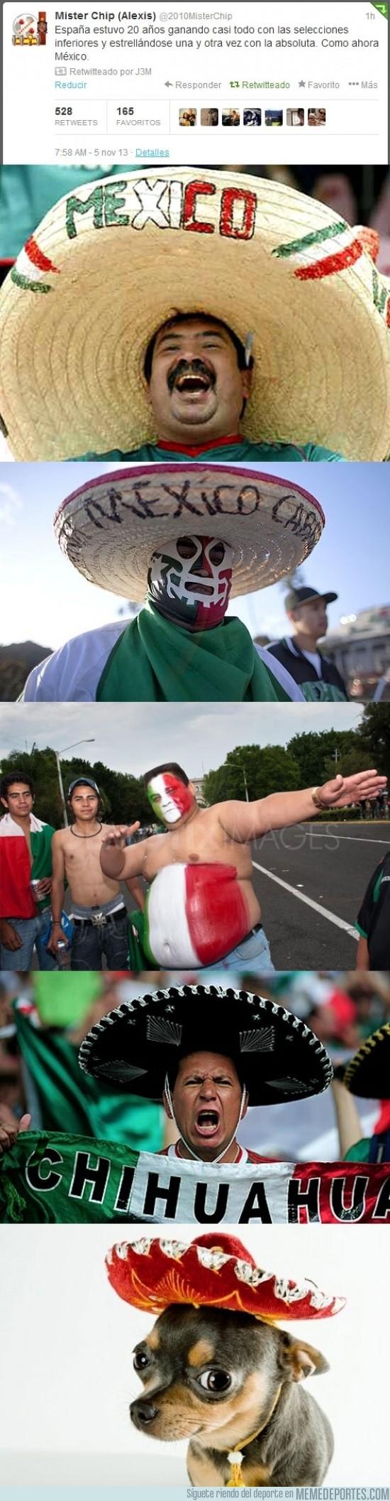 204005 - Todo pinta bien para los mexicanos