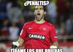 Enlace a ¿Penaltis?