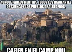 Enlace a Cuenca y el Camp Nou