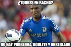 Enlace a ¿Torres en racha?
