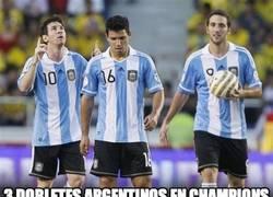 Enlace a Los argentinos han goleado por doble esta jornada