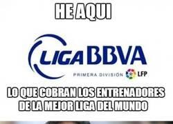 Enlace a El sueldo de los entrenadores de la Liga BBVA. Gente pobre inside