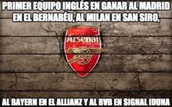 Enlace a Arsenal, ¿equipo de moda este final de 2013?