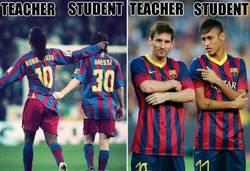 Enlace a Maestro y alumno