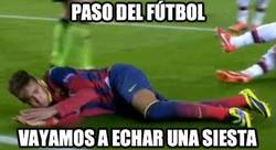 Enlace a ¡Me olvido del fútbol!