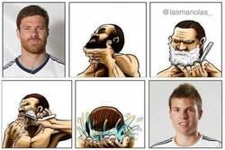Enlace a Un afeitado básico