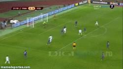 Enlace a GIF: Golazo de Oliveira en la Europa League