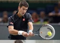 Enlace a Ronda de chops de Novak Djokovic