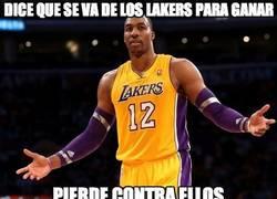 Enlace a Dice que se va de los Lakers para ganar