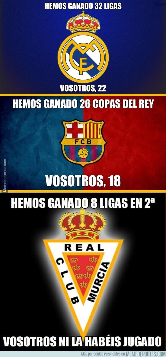 206047 - Pelea Madrid-Barça por su palmarés