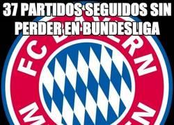Enlace a Record histórico del Bayern
