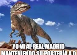 Enlace a ¿El Real Madrid manteniendo su portería a 0?