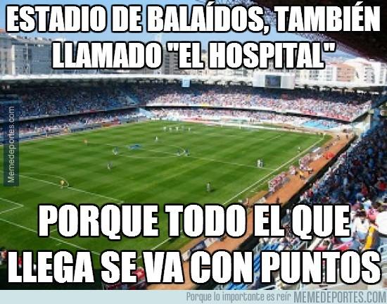 206655 - Estadio de Balaídos, también llamado 'El hospital'